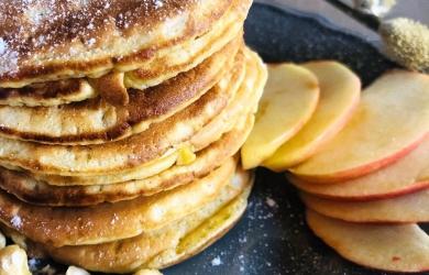 Pancakes z samopszy