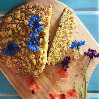 Chałka samopszowa nie wyględna ale jaka zdrowa. Ze względu na niską zawartość glutenu ciasto drożdżowe słabo rośnie, ale za to jest przepyszne o niepowtarzalnym orzechowym aromacie.